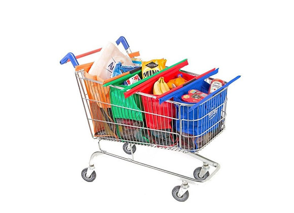 Free Aldi Shopping Trolley