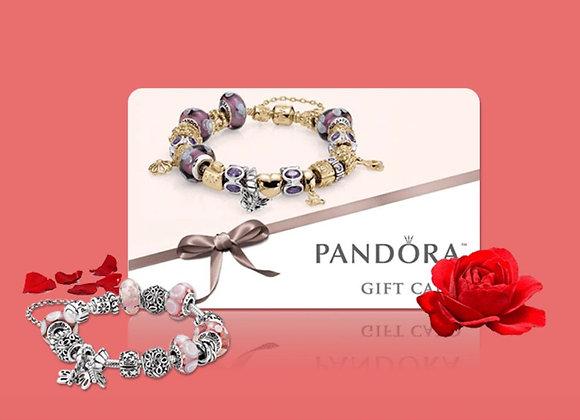 Free Pandora Gift Card