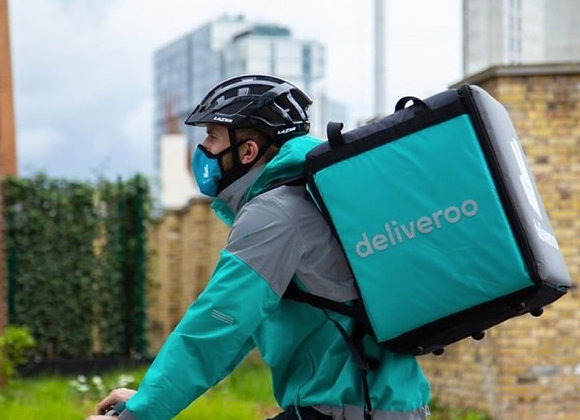 Free Deliveroo Gift Card