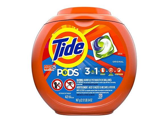 Free Tide Pods Pack