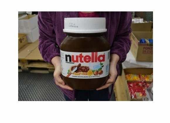 Win A 5KG Nutella Jar