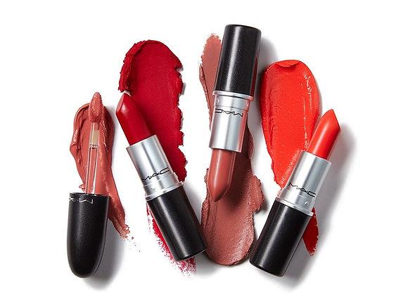 Free MAC Lipsticks