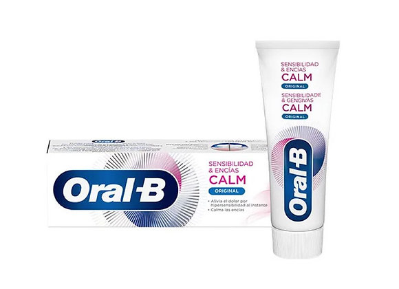 Free Oral-B Sensitive Toothpaste