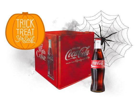 Free Coca-Cola Halloween Mini Fridge