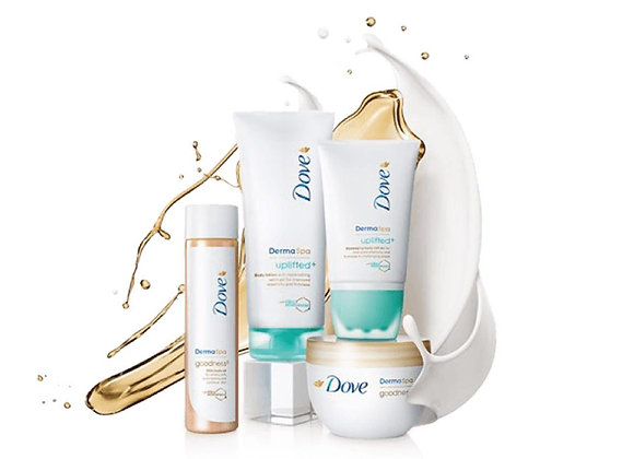 Free Dove Body Care Pack