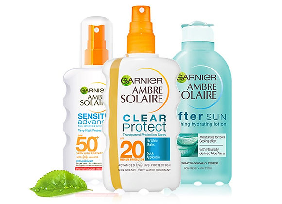 Free Ambre Solaire Samples