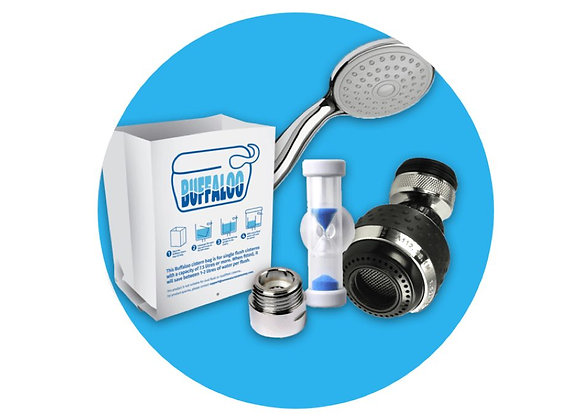 Free Water Saving Kit