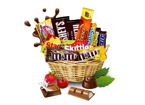 Free Chocolate Basket
