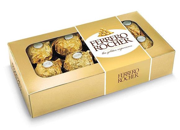 Free Ferrero Rocher Chocolates