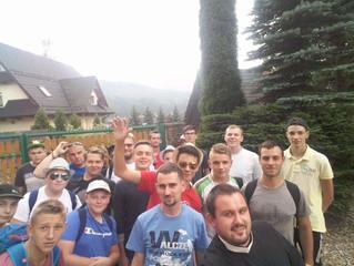 Pierwsze szczyty w Zakopanem zdobyte - I tura rekolekcji w Kościelisku za nami