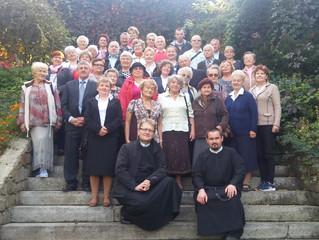 Rekolekcje dla Różańcowego Dzieła Wspierania Powołań Redemptorystowskich