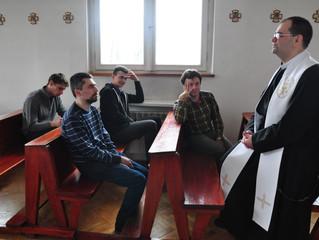 Rekolekcje dla studentów i młodzieży pracującej 4-7.01.2017 Tuchów