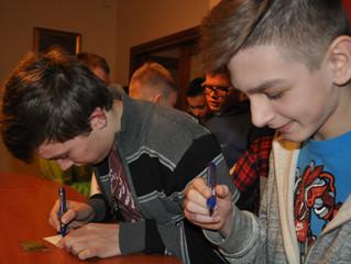 Zakończyliśmy drugą turę rekolekcji powołaniowych w Lubaszowej