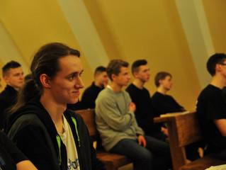 Pierwsza tura rekolekcji na Lubaszowej za nami