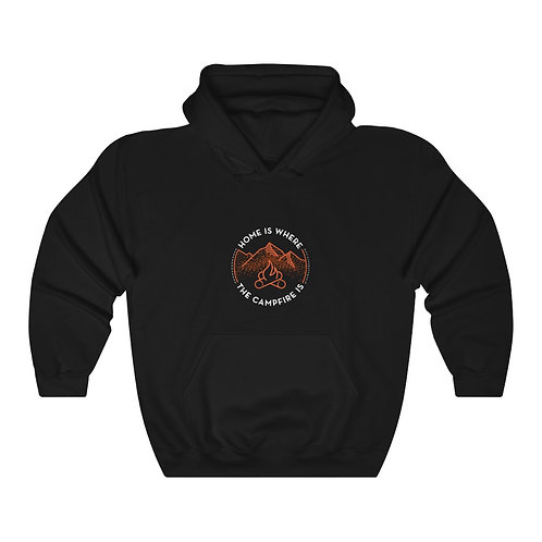 Home is Where the Campfire is – Hoodie