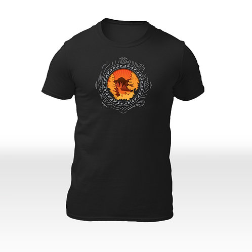 Into the Woods T-Shirt + Free Ultralight Pocket Kindling