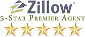5 star zillow rating premier agent
