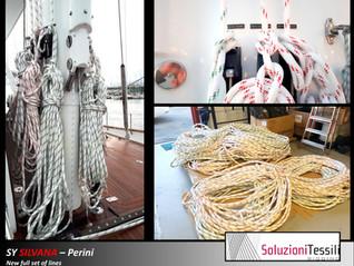 SY Silvana - Perini 56m