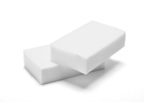 MAGIC ERASE-ALL SPONGE - WHITE. PACK/10.