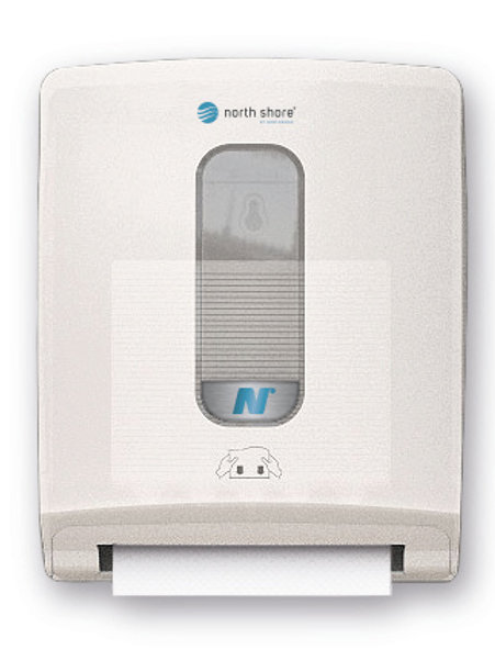 North Shore Compact Towel Dispenser