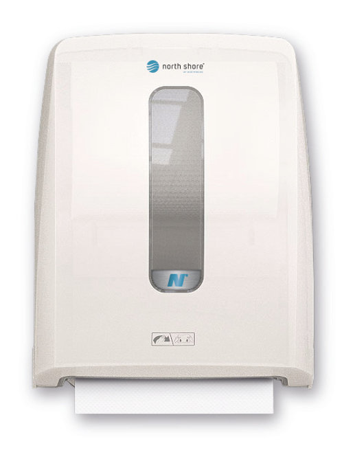 NORTH SHORE HYBRID/AUTO HAND TOWEL ROLL SYSTEM