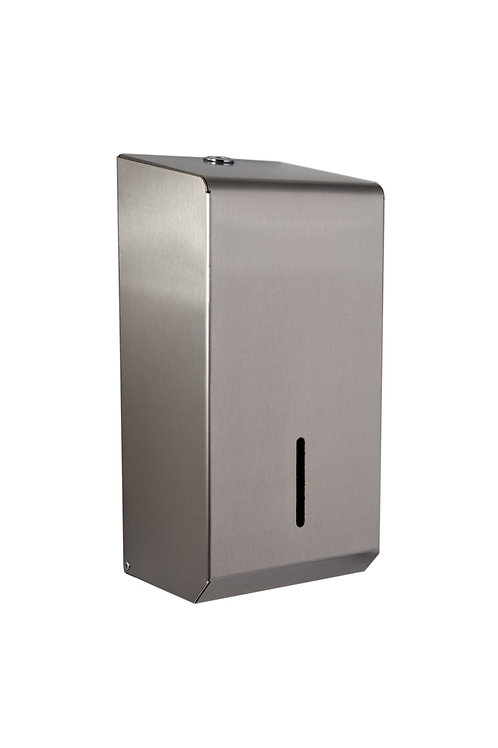 STAINLESS STEEL BULKPACK TISSUE DISPENSER