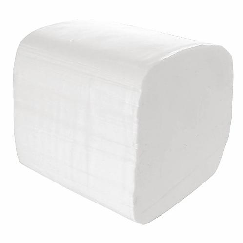 BULKPACK TOILET TISSUE 2 PLY WHITE - CASE/36 x 250sht.