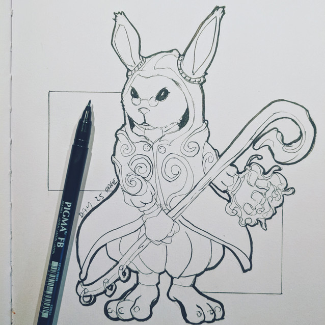 Day 25 - Mage