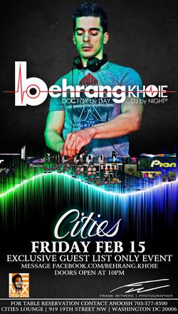 Cities Flyer