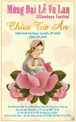 Le Vu Lan Poster