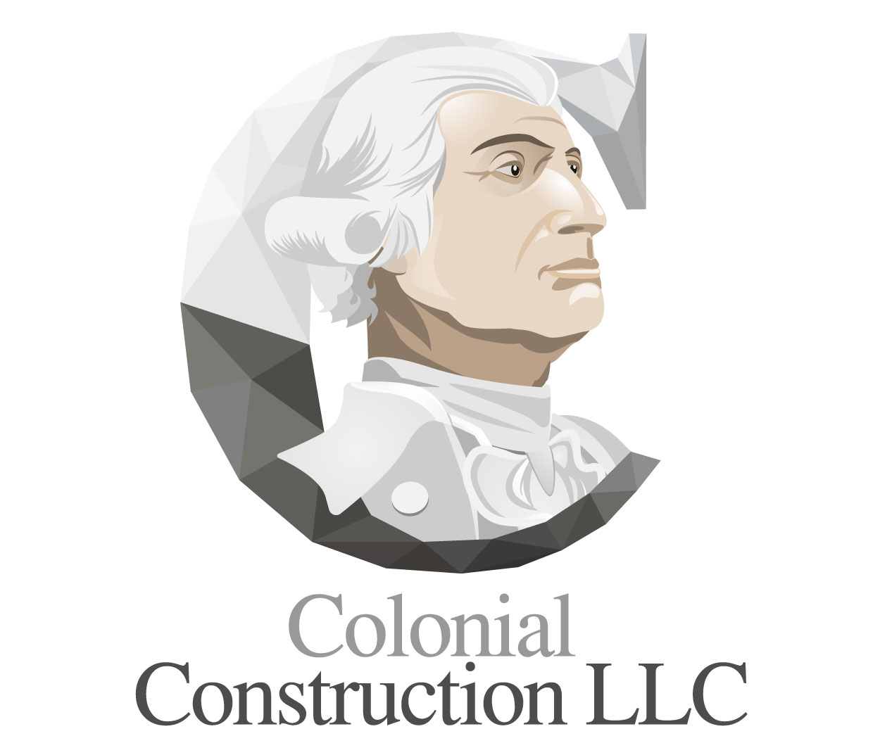 Colonial Construction Logo