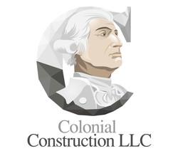Colonial Construction Logo
