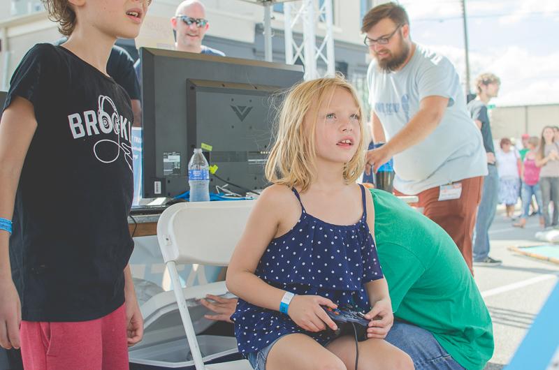 Mini Maker Faire 2014