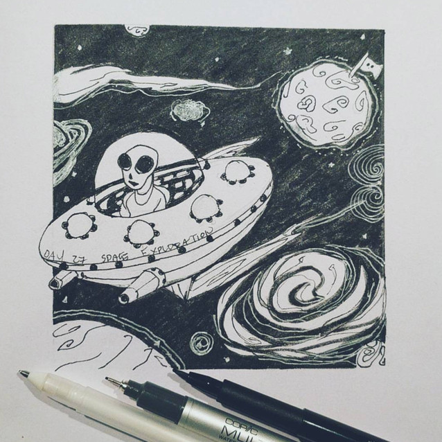 Day 27 - Space Exploration
