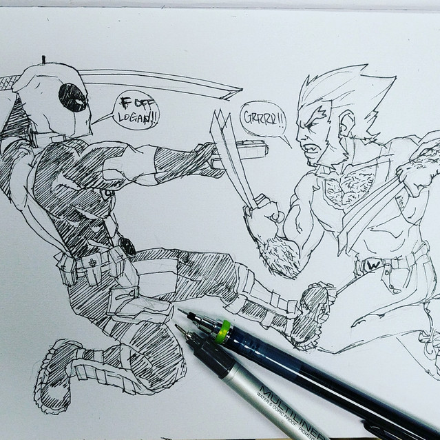 Day 14 - Fight!