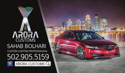 Arora Custom Sahab BC