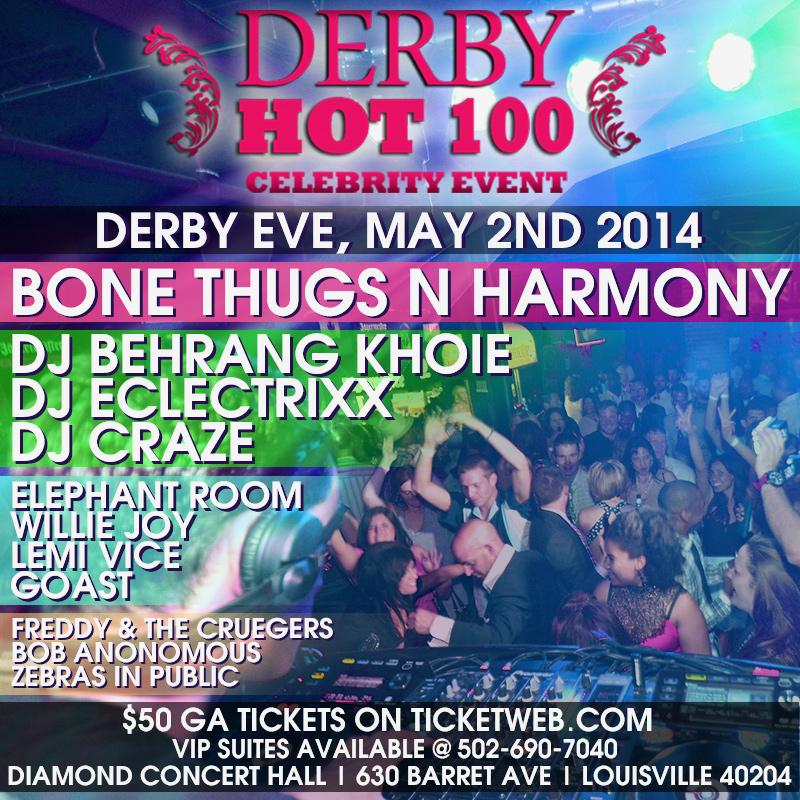 Derby Hot 100