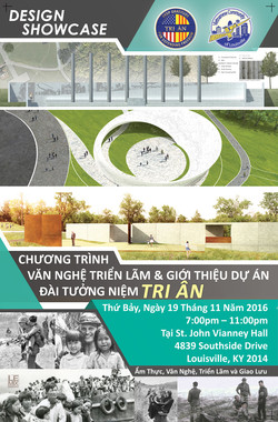 Tri An Monument Poster