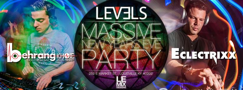 Levels NYE