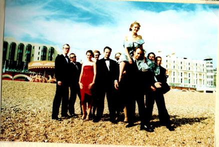 Mella Faye & The Big Band