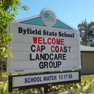 A warm welcome at Byfield State School