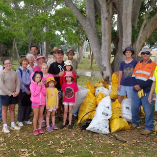 Great Northern Cleanup at Fig Tree Creek 2016
