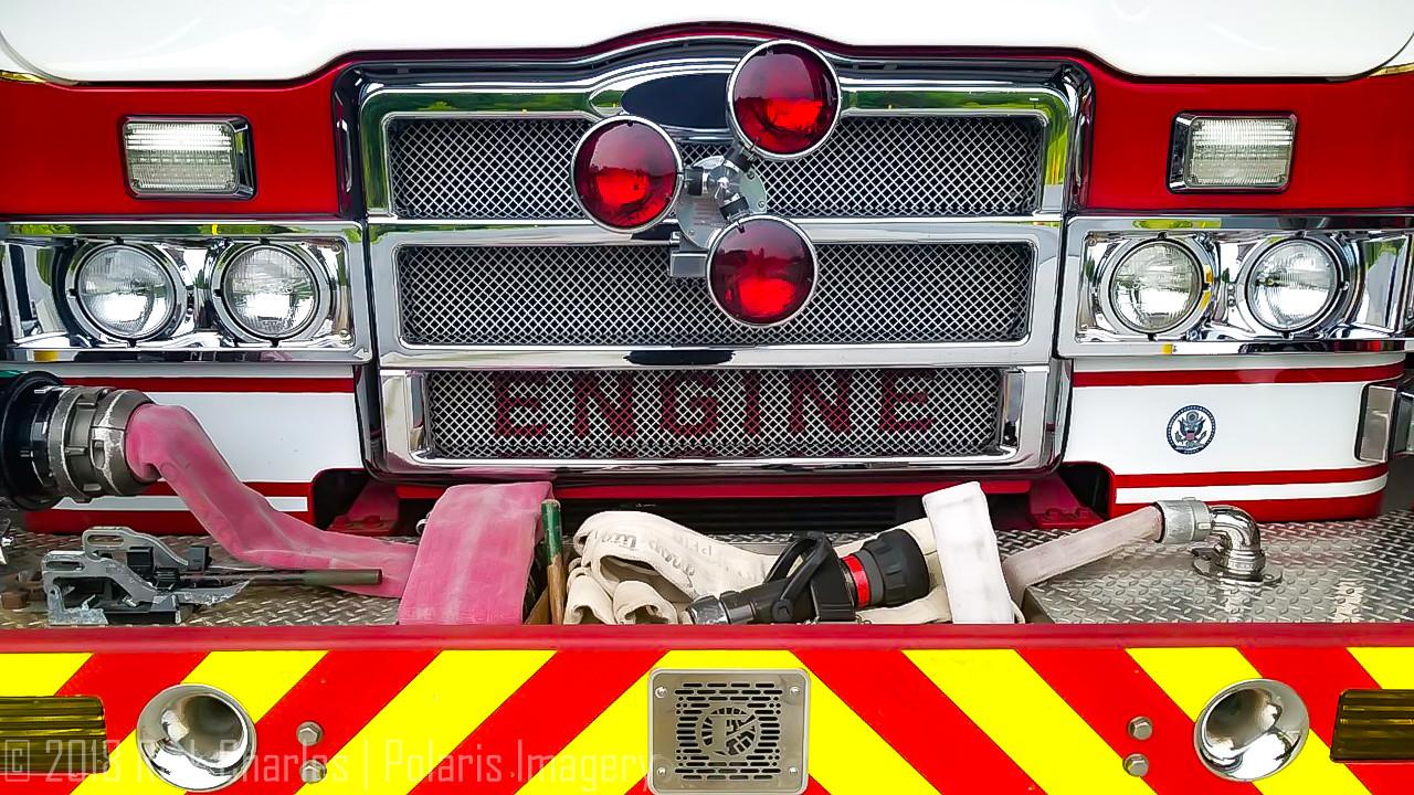 Chancelor Engine 10 Grill