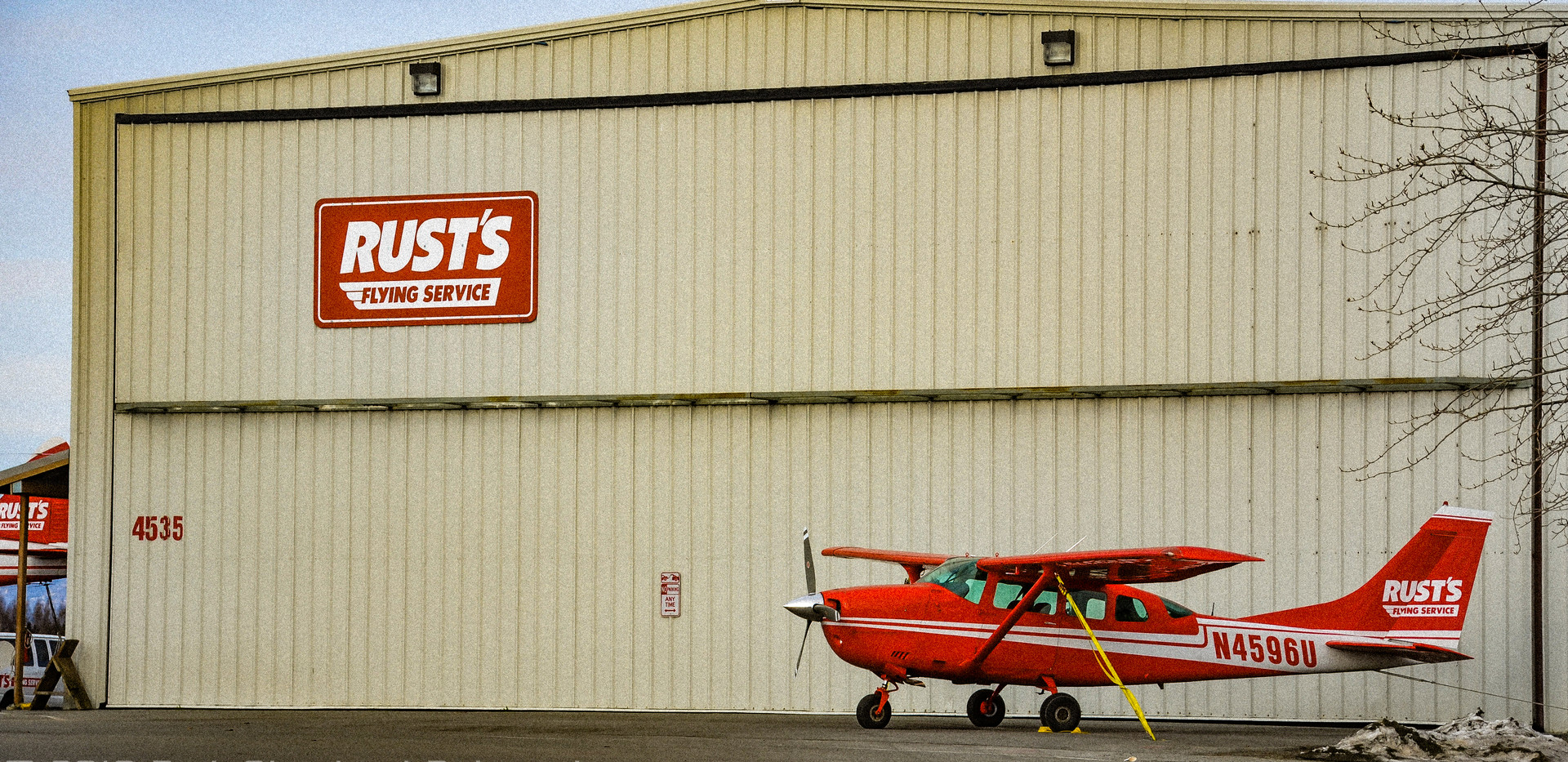 Rusts Flying Service, Anchorage