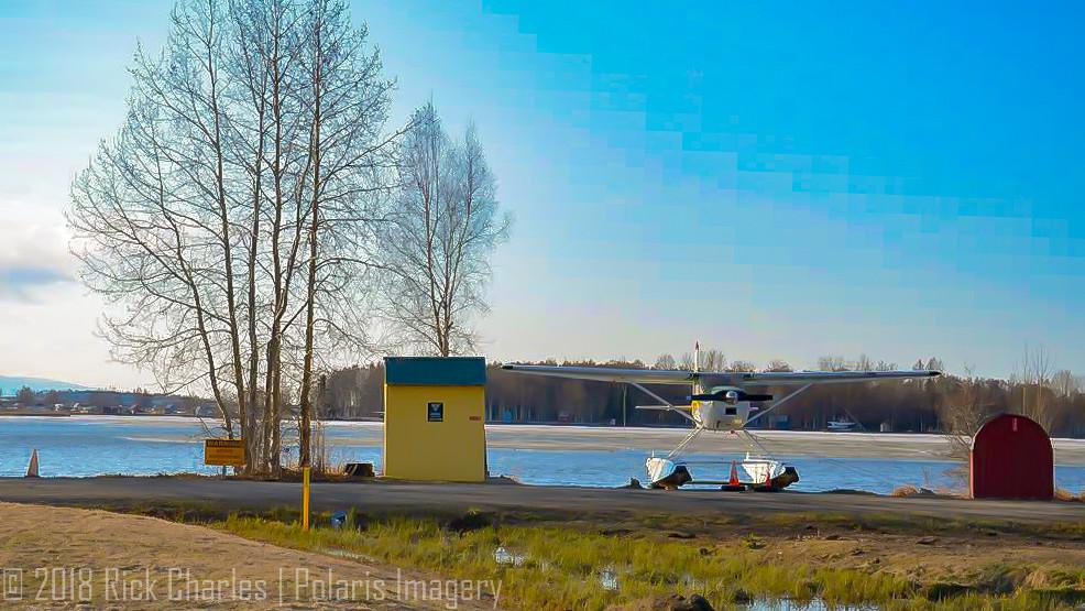 Lake Hood Floatplane