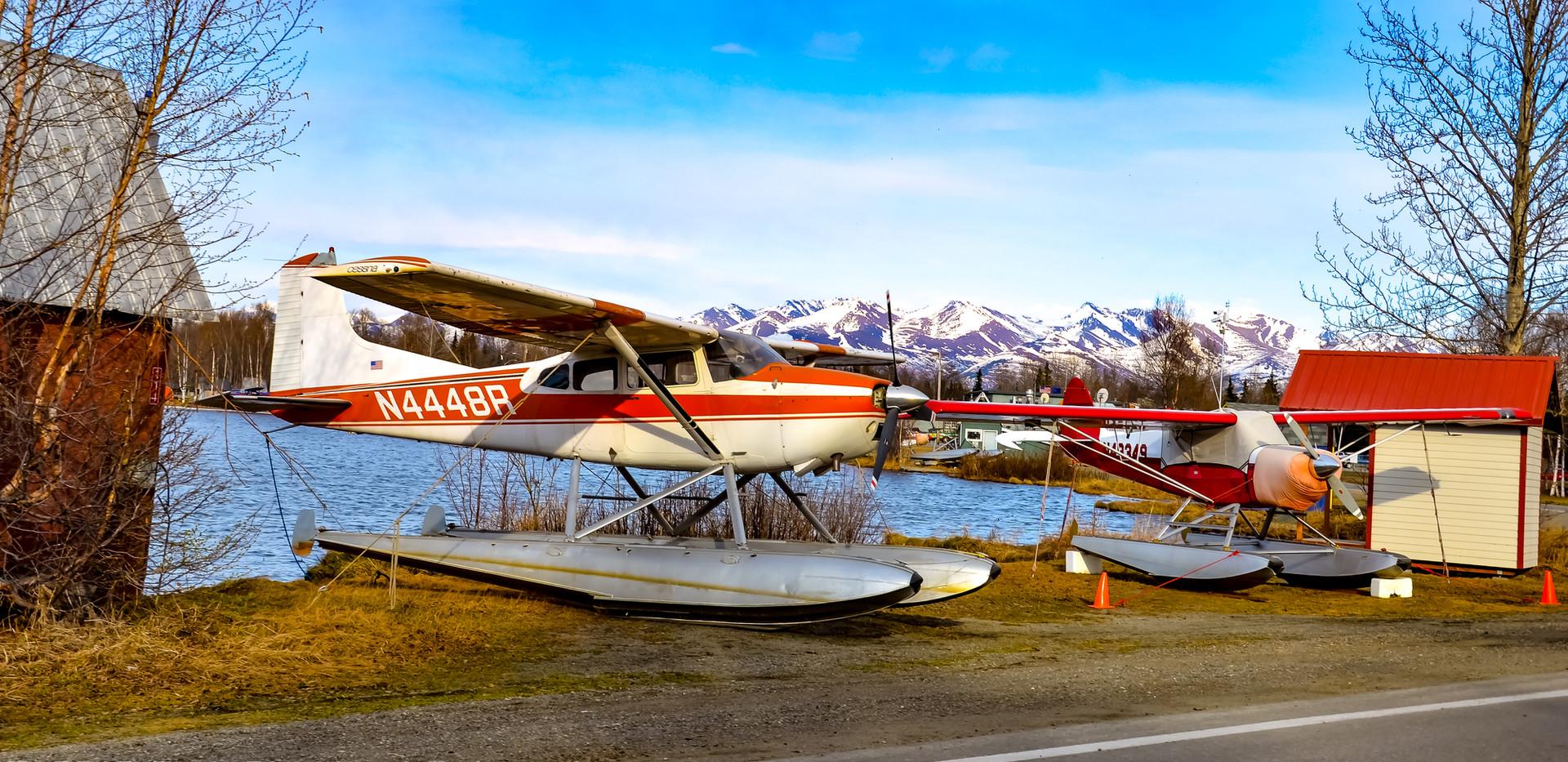 Lake Hood Seaplanes