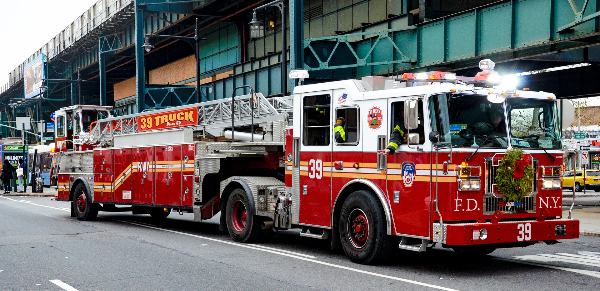 FDNY 39 Truck