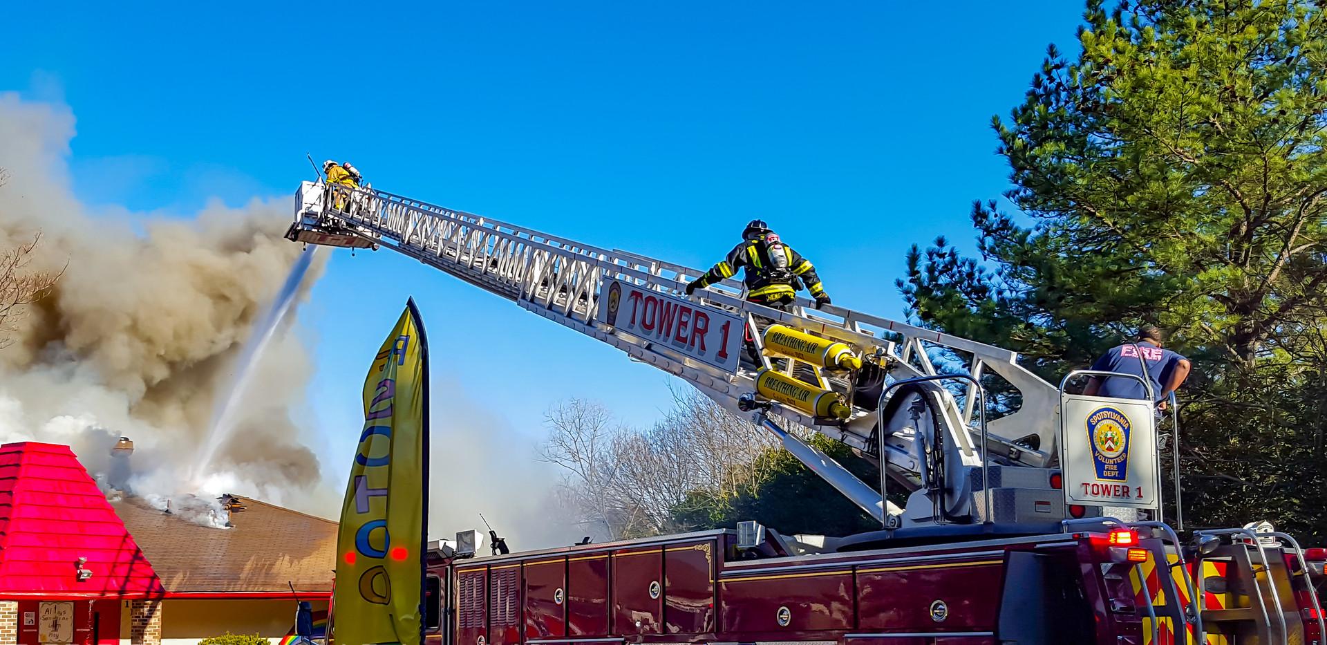Spotsylvania Daycare center fire, 2016