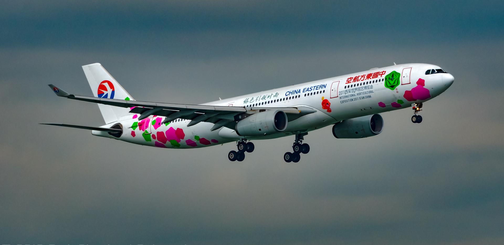 CES A330 HKG