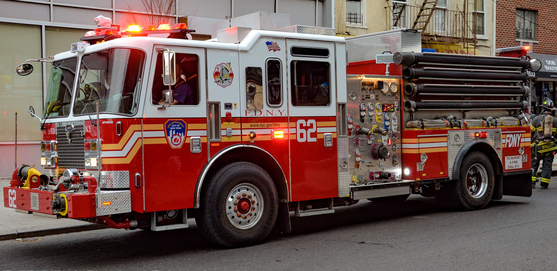 FDNY Engine Company 62